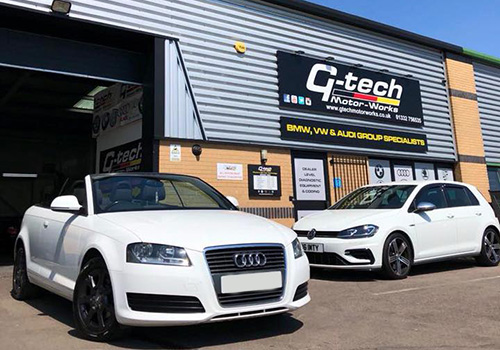 Audi Repair & Servicing Derby