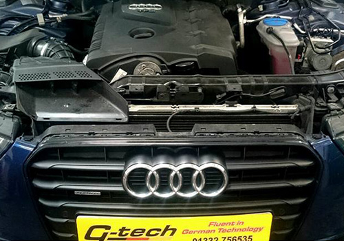 Audi Engine Bay Servicing Derby