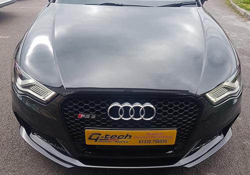 Audi RS3 Service - front Derby