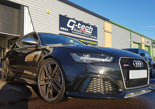 Audi RS6 repair Derby