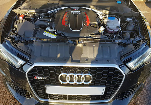 Audi RS6 Engine Maintenance Derby