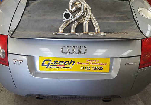 AudiTT Manifold replacement Derby